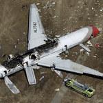 Katastrofa linii Asiana w San Francisco przez błąd pilota
