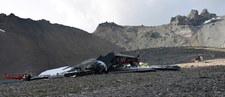 Katastrofa lotnicza w Szwajcarii. Wszyscy pasażerowie i załoga zginęli
