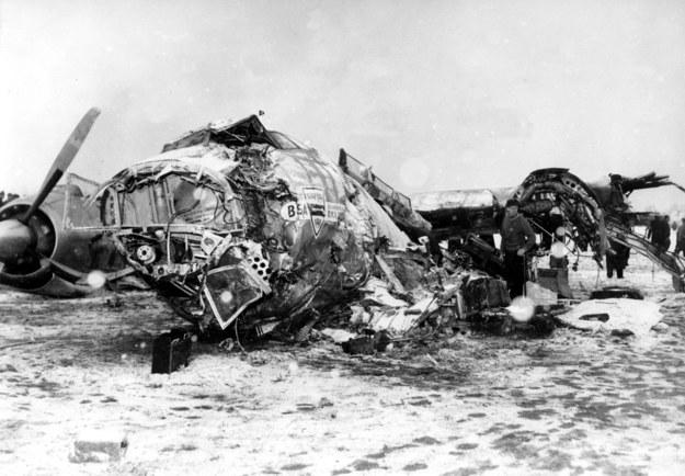 Katastrofa lotu British European Airways 609; Monachium 1958r. /General B196/Photoshot  /PAP/EPA