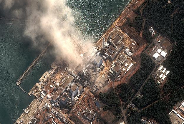 Katastrofa nuklearna w Japonii zmieniła podejście wielu państw do kwestii energii atomowej /AFP