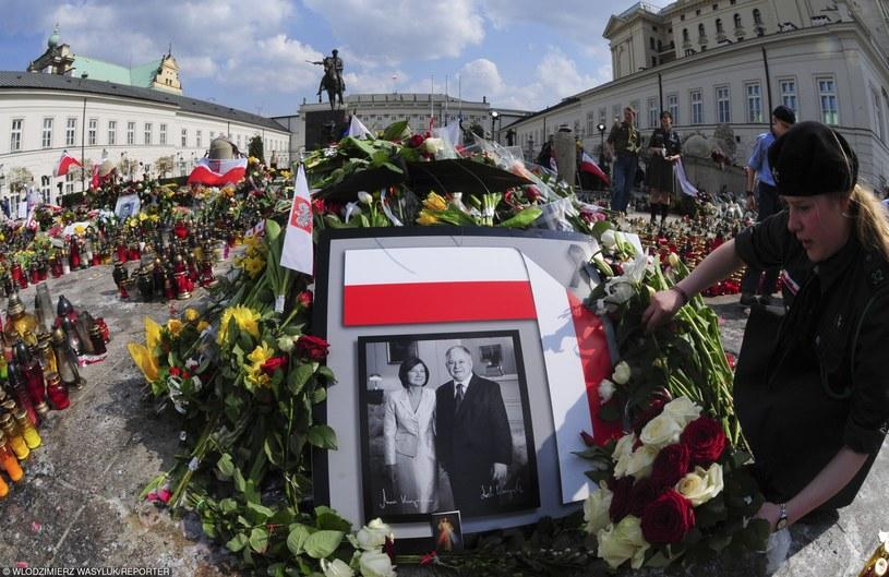 Katastrofa prezydenckiego samolotu w Smoleńsku, zdj. ilustracyjne /Wlodzimierz Wasyluk/REPORTER /East News