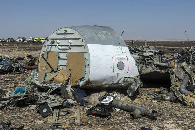 Katastrofa rosyjskiego samolotu /AFP