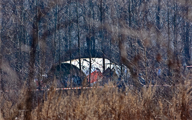 Katastrofa rządowego Tu-154, zdjęcie ilustracyjne /MAXIM MALINOVSKY  /AFP