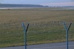 """Katastrofa samolotu """"Bryza"""". Tak wygląda gdyńskie lotnisko"""
