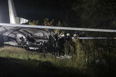 Katastrofa samolotu na Ukrainie. Zginęły 22 osoby