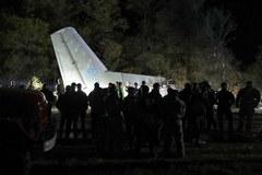 Katastrofa samolotu na Ukrainie