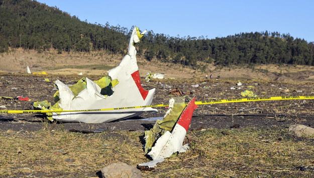 Katastrofa samolotu w Etiopii. Ustalono tożsamość ofiar z Polski