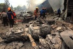 Katastrofa samolotu w Indonezji
