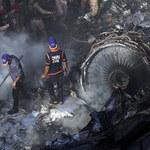 Katastrofa samolotu w Karaczi. Odnaleziono ciała ponad 50 ofiar