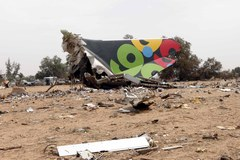 Katastrofa samolotu w Libii