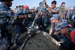 Katastrofa samolotu w Nepalu, zginęło 19 osób