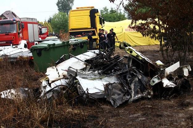Katastrofa samolotu w Topolowie: Badają silniki