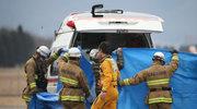 Katastrofa śmigłowca w Japonii: Nie żyje 9 osób