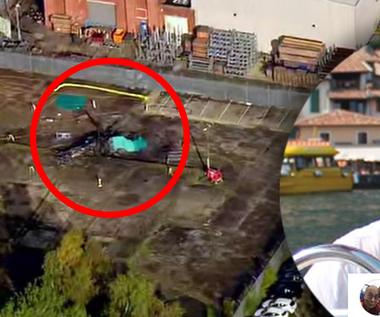 Katastrofa śmigłowca właściciela Leicester City. Pilot uratował setki osób?