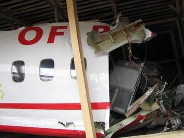 Katastrofa smoleńska: Próbki z tupolewa badane przez brytyjskie laboratorium DSTL