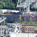 Katastrofa w Genui. Służby wciąż szukają ludzi pod gruzami wiaduktu