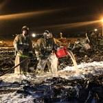 Katastrofa w Kazaniu: Służby odnalazły już czarne skrzynki