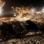 Katastrofa w Rosji: Samolot pikował z prędkością 450 km/h