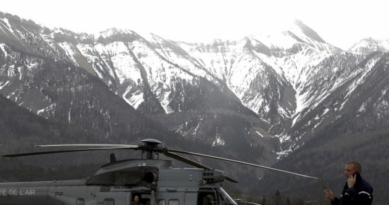 Katastrofa we francuskich Alpach