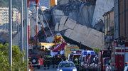 Katastrofa wiaduktu w Genui. Prokurator: To nie fatum, ale błąd ludzki