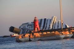Katastrofa włoskiego statku rejsowego
