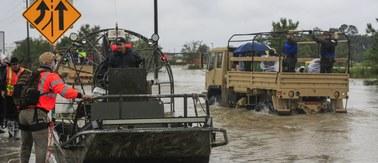 Katastrofalne skutki huraganu Harvey. Wydatki na pomoc sięgną historycznego poziomu?