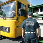 """Katastrofalny stan autobusów: """"bez hamulców"""", cieknący olej..."""