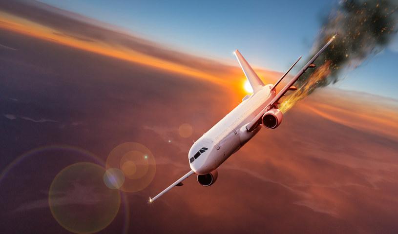 Katastrofy lotnicze mają wspólne cechy /123RF/PICSEL