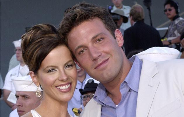 Kate Beckinsale i Ben Affleck byli kiedyś parą /Chris Weeks /Getty Images