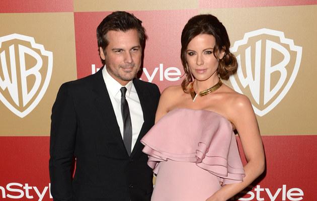Kate Beckinsale z mężem /Jason Merritt /Getty Images