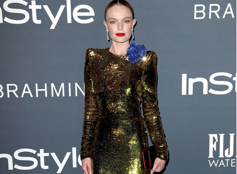 Kate Bosworth na rozdaniu nagród magazynu InStyle /East News