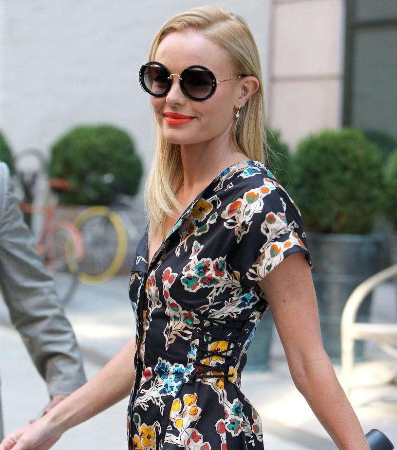 Kate Bosworth od lat stawia na blondy /East News