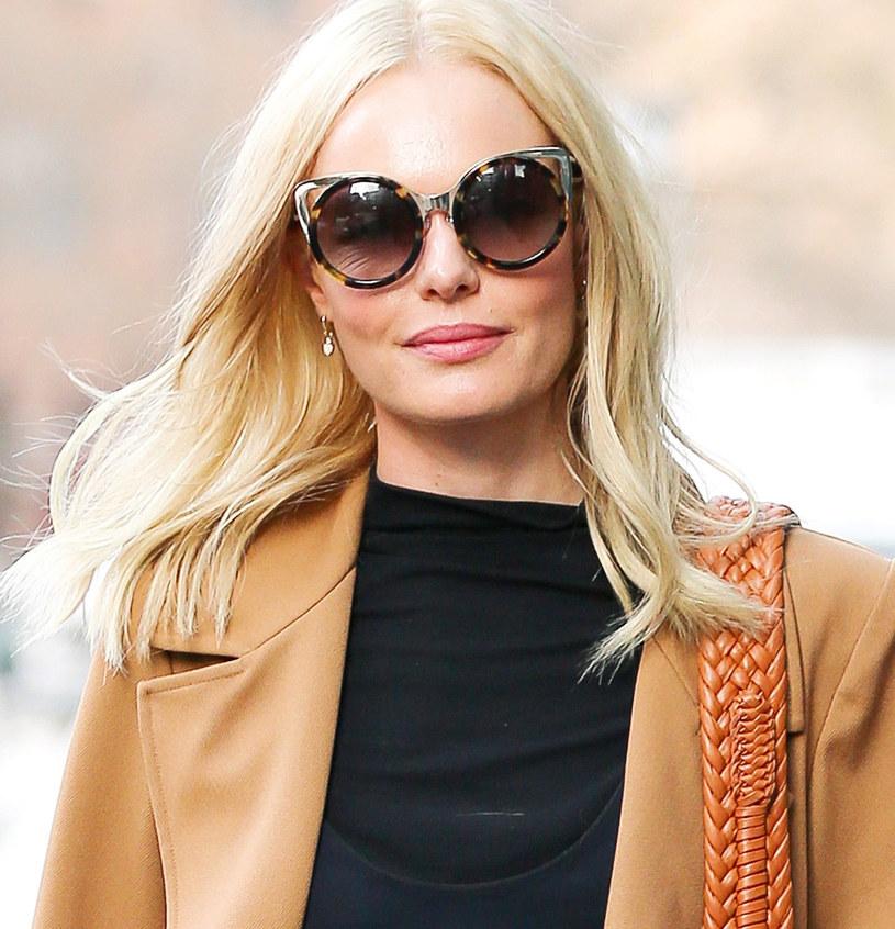 Kate Bosworth znana jest z pięknych odcieni blondu /East News
