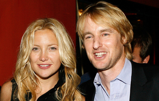 Kate Hudson i Owen Wilson, fot. Vince Bucci   /Getty Images/Flash Press Media