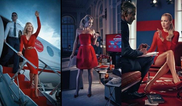 Kate Hudson - oto nowa gwiazda Campari /materiały prasowe