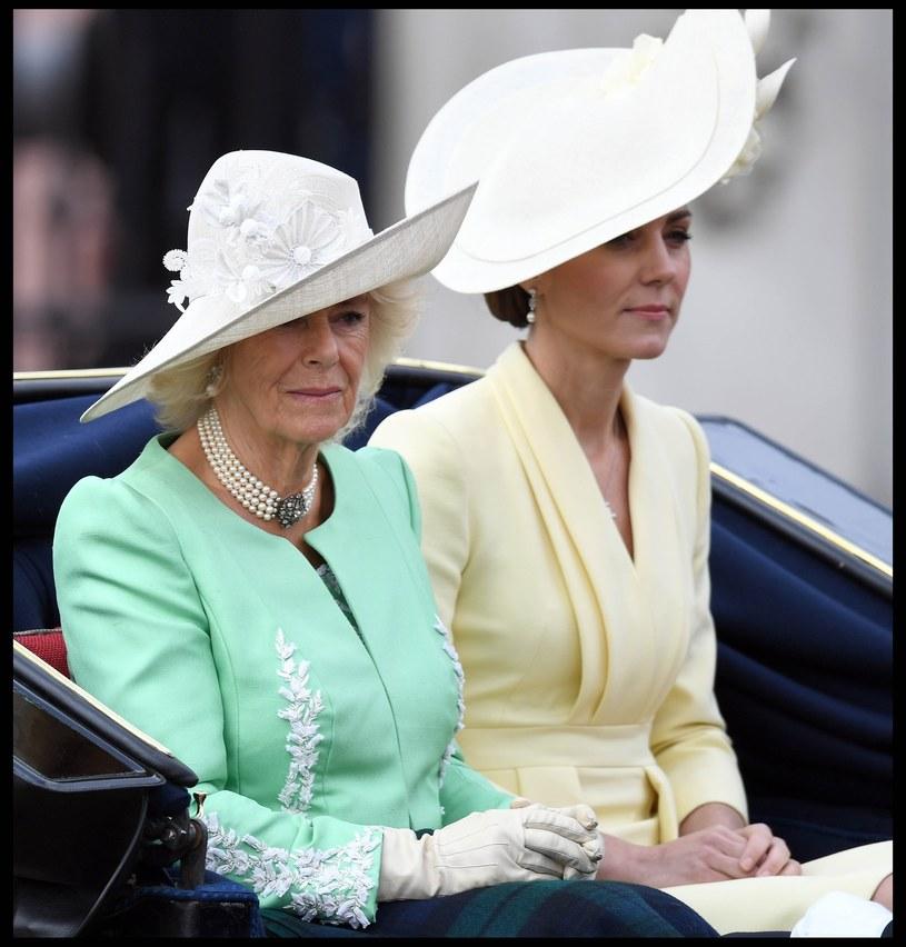 Kate i Camilla /EastNews /East News