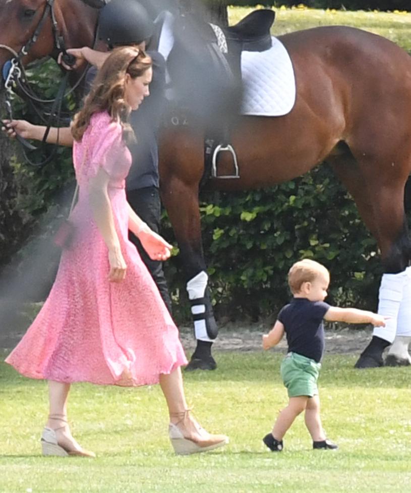 Kate i Louis /Splash News /East News