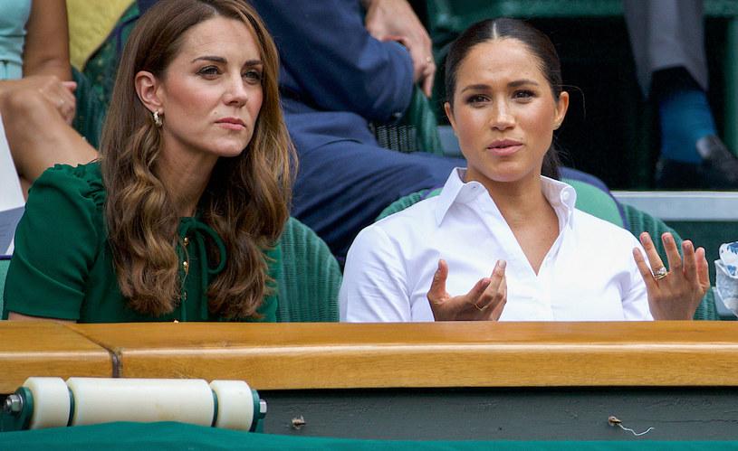 Kate i Meghan, 2019 rok /David Gray /Getty Images