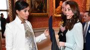 Kate i Meghan na 50. rocznicy inwestytury księcia Karola. Te zdjęcia nie uciszą plotek