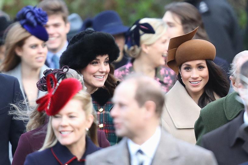 Kate i Meghan /Chris Jackson / Staff  /Getty Images