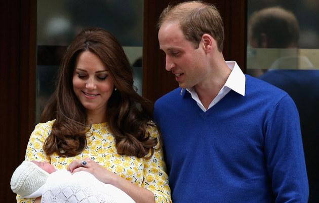 Kate i William doczekali się córeczki /Chris Jackson /Getty Images
