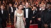 Kate i William na gali rozdania nagród BAFTA