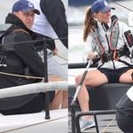 Kate i William na regatach. Takich zdjęć jeszcze nie było! Znów zaczną się plotki?