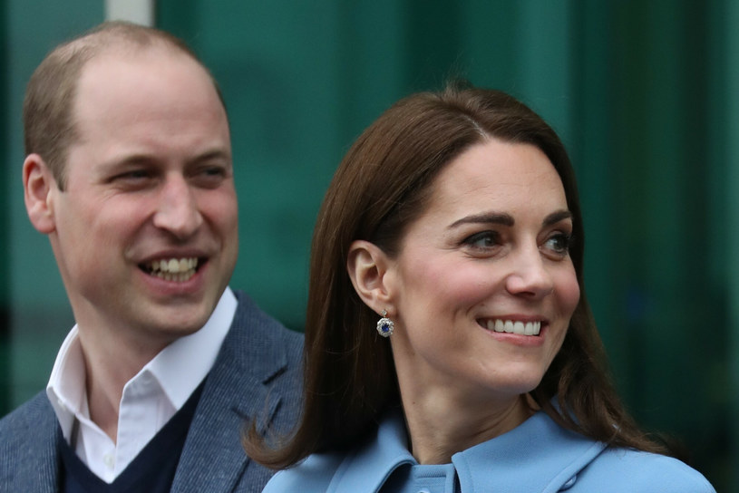 Kate i William opuszczą miasto? /Stephen Lock /Polaris Images /East News