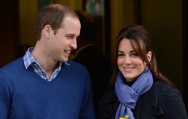Kate i William - pierwsze zdjęcie po wyjściu ze szpitala /Splashnews