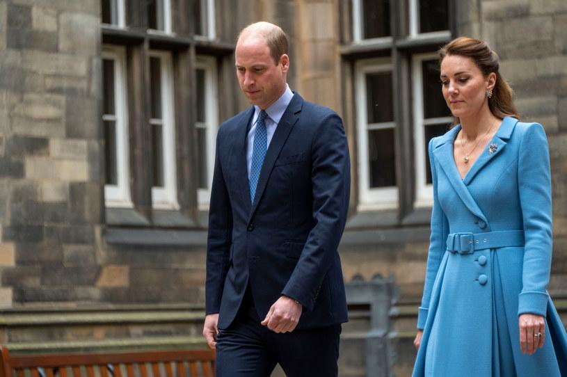 Kate i William planują przeprowadzkę do miasta Windsor, w pobliże zamku, w którym obecnie mieszka królowa Elżbieta /Andrew O'Brien/Press Association/East News /East News
