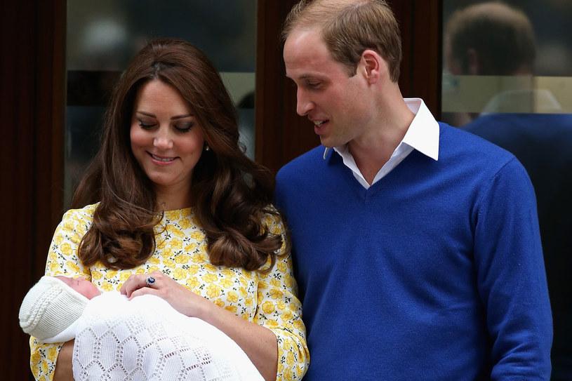 Kate i William ponownie zostali rodzicami. /Getty Images