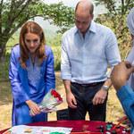 Kate i William w Pakistanie. Księżna Cambridge zaprezentowała kilka kreacji