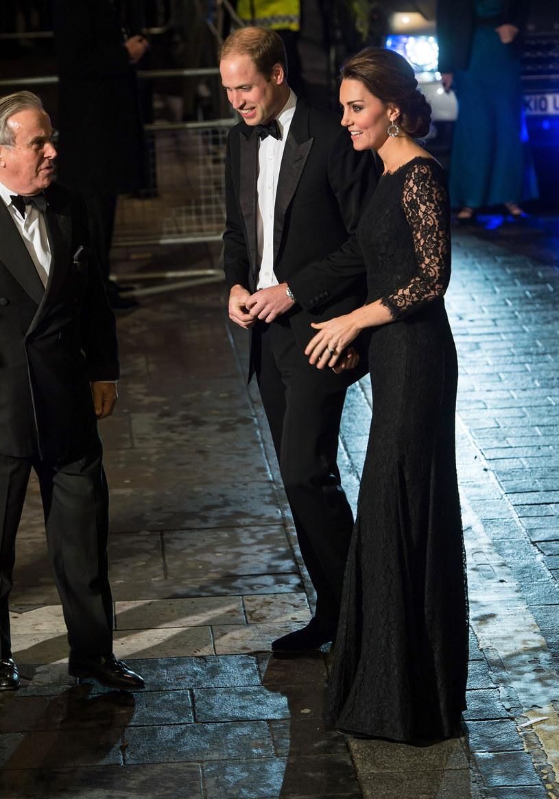 Kate i William wezmą udział w gali charytatywnej /Ian Gavan /Getty Images