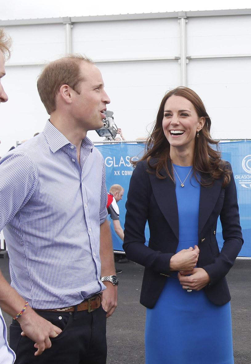 Kate i William wybiorą się także na mecz koszykówki /WPA Pool /Getty Images